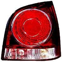 Iparlux 16914252 – Piloto Trasero Derecho, Con Portalámparas, Blanco-Rojo (Fondo Rojo).