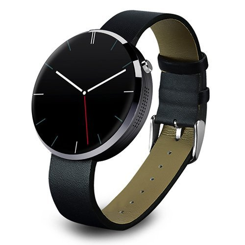 LENCISE Smart Watch LM360 Bluetooth Wearable Devices Smartwatch Heart Rate Monitor Passameter Fitness Tracker for IOS Android Hot (Reloj Digital Sony)