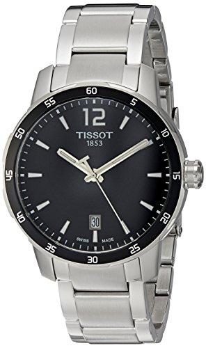 TISSOT HERREN-ARMBANDUHR 40MM SCHWEIZER QUARZ T095.410.11.057.00 (Tissot Uhren Männer Luxus)