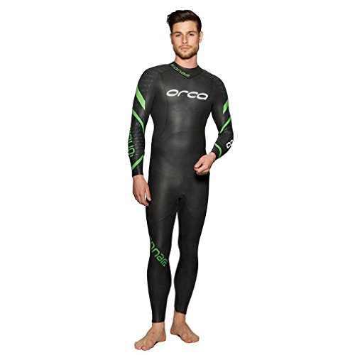 Sonar Wetsuit Neoprenanzug, schwarz/grün thumbnail