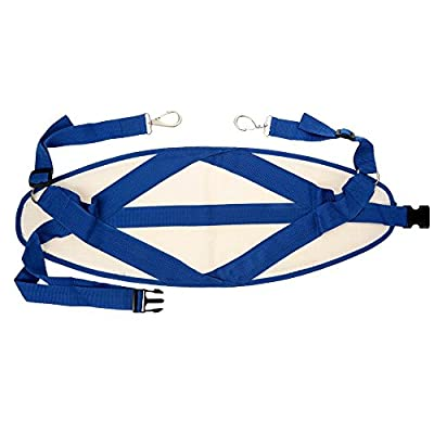 Docooler Big Fish Sea Fishing Fighting Stand Up Back Harness with Belt Fishing Tackles from Docooler