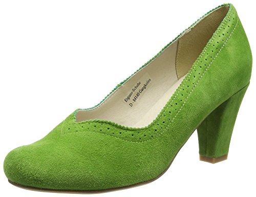 Hirschkogel by Andrea Conti3001540 - Scarpe con Tacco Donna , Verde (vert (grasgrün 199)), 37