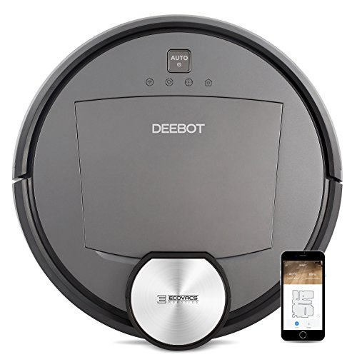 ECOVACS ROBOTICS DEEBOT  R95 - Robot nettoyeur de sols doté de navigation intelligente et d'applications