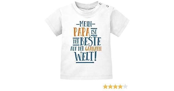 MoonWorks/® Baby T-Shirt Kurzarm Babyshirt My First Metal Shirt Hardrock Heavy Metal Jungen M/ädchen Shirt
