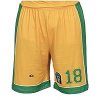 BIGSPORTS Replica Eurocup Limoges Csp Numéro 18 Short de Basketball Homme