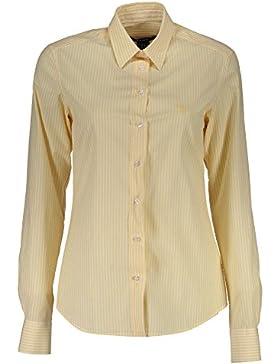 Gant 1403.432078 Camisa con Las Mangas largas Mujer Amarillo 750 40