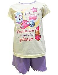 Shopkins niñas Shortie Pijamas