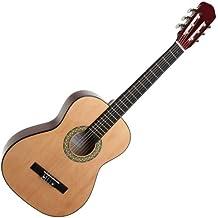 Classic Cantabile AS-851-3 - Guitarra clásica (tilo americano, tamaño 3/4)