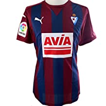 Puma SD Eibar - Camiseta Oficial de fútbol para Hombre (2016-2017),