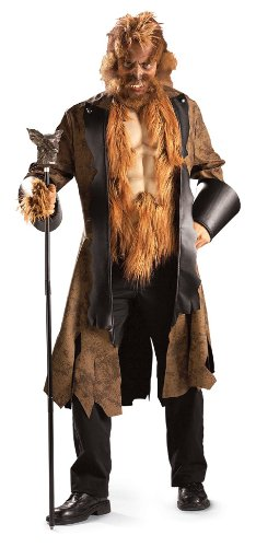 Big Mad Wolf Costume Adult - Michael Jackson Wolf Kostüm