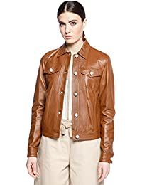 Amazon.it  giubbino donna - Pinko  Abbigliamento 663e263e7bf