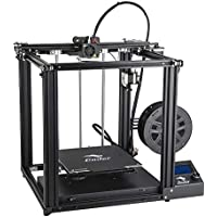 Comgrow Creality 3D Ender 5 3D Printer with Resume Printing Function and Brand Power Supply