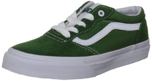 Vans Milton Youth Suede Artichoke White Grün