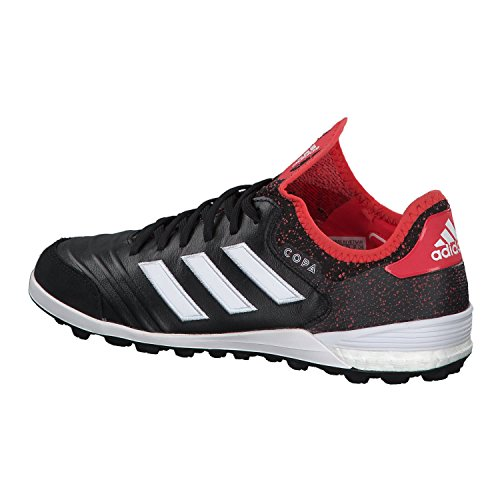adidas Herren Copa Tango 18.1 TF Fußballschuhe CBLACK/FTWWHT/REACOR