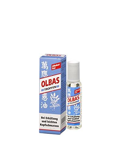 Olbas Tropfen, 1er Pack (1 x 12 ml) (Nervenschmerzen)