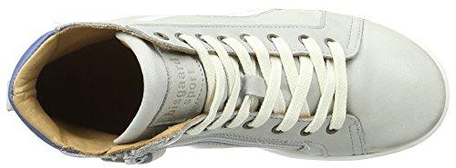 Bisgaard - Schnürschuhe, Scarpe da ginnastica Unisex – Bambini Grau (400-1 Light grey)