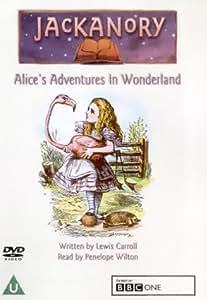Jackanory: Alice's Adventures In Wonderland [DVD]