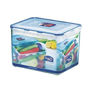 Lock&Lock Rectangular Food Container with Tray, 10 Litres