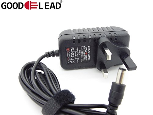 GOOD LEAD 7v PHILIPS AVENT SCD530 BABY Monitor BD075040D Power Supply Charger Cable NEW