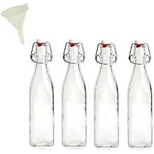 suchergebnis auf f r 20 leere glasflaschen 250 ml kostenlose lieferung ab eur 29. Black Bedroom Furniture Sets. Home Design Ideas