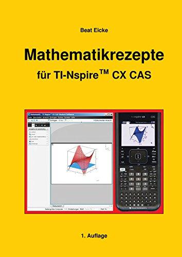 Mathematikrezepte für TI-Nspire CAS und TI-Nspire CX CAS