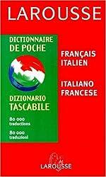 Dictionnaire de poche : français-italien - italien-français