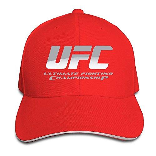 mensuk For The Alliance Snapback Hats/Baseball Hats/Peaked Cap, rosso, Taglia unica