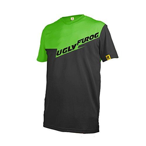 UGLYFROG Jersey Motocross Kurzarm Downhill Trikots Enduro Cross Motorrad MTB (Kurzarm-motocross Jersey)