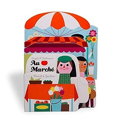 Tout-carton Ingela P.Arrhenius - Le marché (éd.2018)