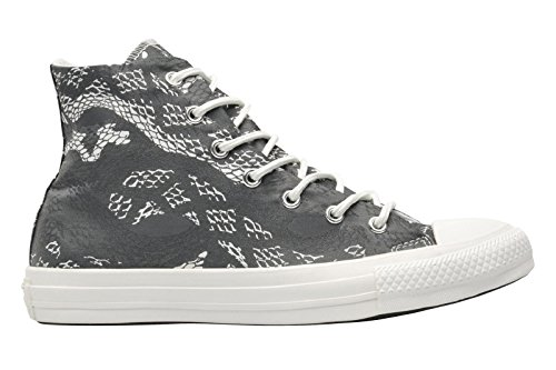 Converse All Star High Top Noir Reptile - 39 EU