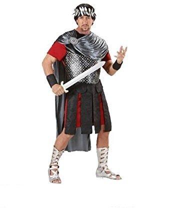 WIDMANN WID8932K - Costume per Adulti Imperatore Romano, Multicolore, XL
