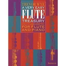 Trevor Wye: A Very Easy Flute Treasury