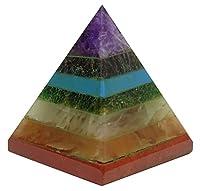 * presentando un generatore di energia Reiki piramide di pietra lapislazzuli.* Pietra: lapislazzuli.* Colore: blu.* Dimensioni (in cm): Altezza-5,1cm base-5,1x 5,1cm (circa)* Peso: 750ct. (circa)* p.s: abbiamo accennato circa Dimensio...