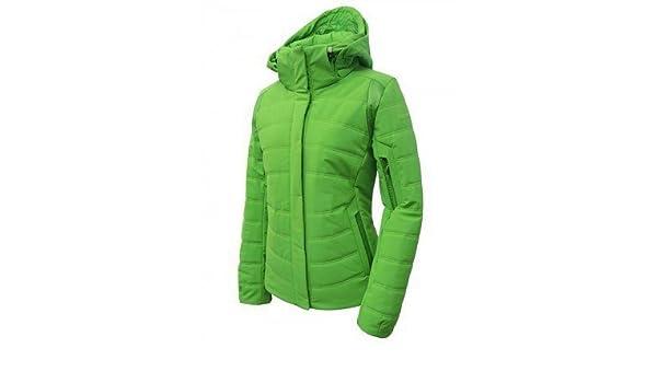 Allsport Jacke Garmisch brilliant green Skijacke (Größe: 44