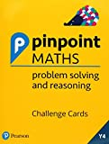 Year 4 Problem Solving and Reasoning Challenge Cards: Y4 Problem Solving and Reasoning (Pinpoint)