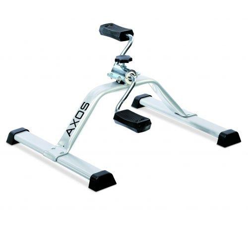 Kettler 07782-200 - Attrezzo fitness Axos, colore: Argento