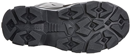 Viking Icefighter Low, Boots mixte adulte Noir
