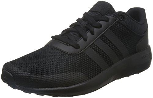 adidas Cloudfoam Race, Men's Fitness Shoes, Black, 12 UK