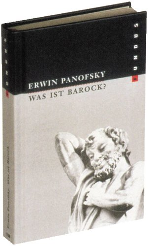 Was ist Barock? FUNDUS Bd. 158