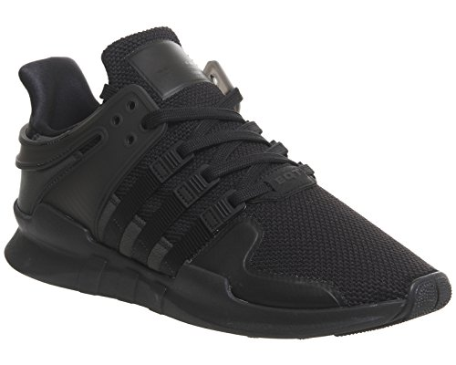 adidas Damen Eqt Support Adv W Gymnastikschuhe Schwarz (Core Black/core Black/sub Green S13)