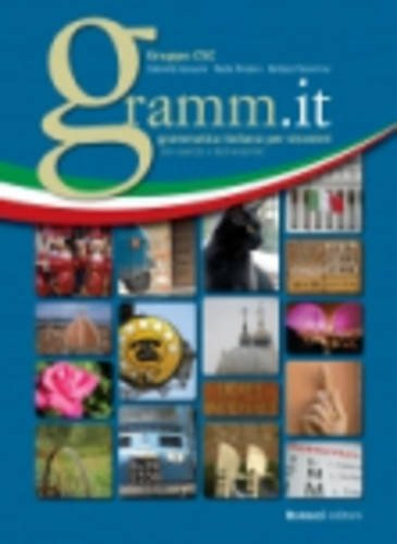 Gramm.it : Grammatica italiana per stranieri con esercizi e testi autentici
