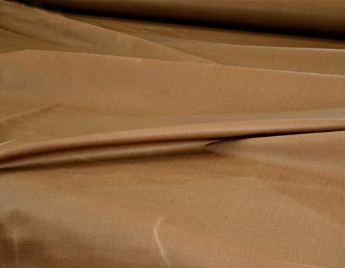 Wasserdichtes Marine-Leinen, Britische Wachsbaumwolle, atmungsaktiv und weich, Antik-Finish, Pferdedecke, Outdoor-/Sportkleidung, Öltuch, für: Wohnmobil, Markisenmaterial, 1Meter, 7Farben beige