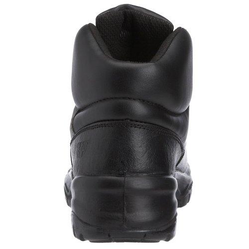 Sterling Safetywear - Scarponcini antinfortunistici, Uomo Nero (Schwarz (Schwarz))