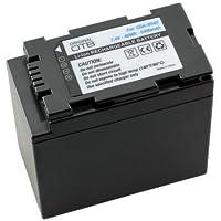 Troy - Batterie Li-Ion pour PANASONIC CGA-D54s pour AG-DVX100, AG-DVX100BE, AG-HVX200