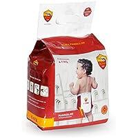 Roma FC couches pour bébé, Lot de 12Taille 9–14kg, cadeau officiel Brappies