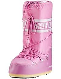 Moon Boot Nylon, Stivali da Neve Unisex Adulto