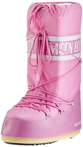Moon Boot Nylon pink Unisex 23-26 EU Schneestiefel
