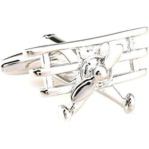 Gemelli di aereo, Piano cottura