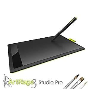 Wacom Tablette Graphique One by Wacom Medium + logiciel ArtRage offert