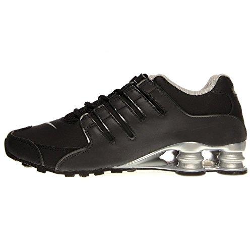 Nike  Nike Shox Nz Eu,  Herren Outdoor Fitnessschuhe Silber